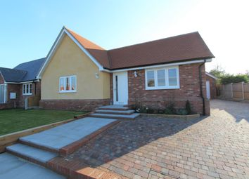 Thumbnail 3 bed detached bungalow for sale in Plot 1 Old Stables, Walton Road, Kirby-Le-Soken