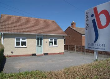 Thumbnail 2 bed detached bungalow for sale in Hawton Lane, New Balderton, Newark