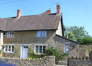 Thumbnail 2 bed semi-detached house to rent in North Street, Haselbury Plucknett, Crewkerne