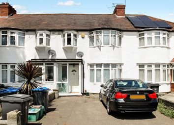 Thumbnail 3 bed terraced house for sale in Clarence Avenue, New Malden