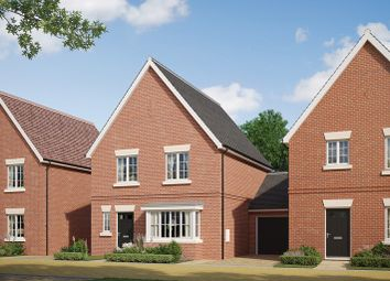 Thumbnail 4 bed link-detached house for sale in Colchester Road, Halstead Essex