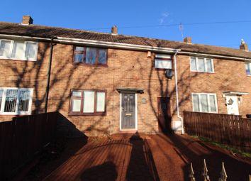Thumbnail 2 bedroom terraced house for sale in Crummock Road, Denton Burn, Newcastle Upon Tyne