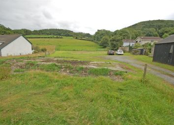 Thumbnail Land for sale in Land Adjoining Frongoch, Tre'r Ddol, Machynlleth