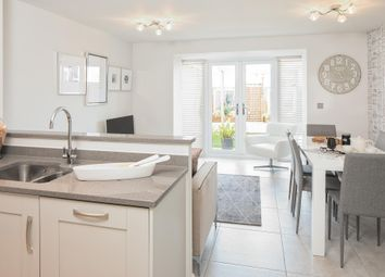 "Thumbnail 4 bed terraced house for sale in ""Helmsley"" at Norton Fitzwarren, Taunton"