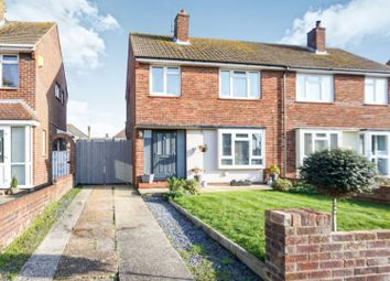 Thumbnail 3 bed semi-detached house for sale in Lincoln Road, Worthing