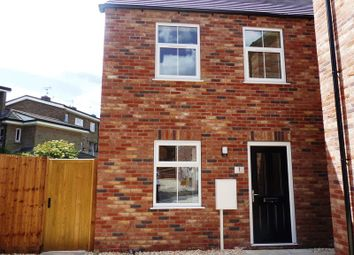 Thumbnail 2 bed semi-detached house for sale in High Street, Lincoln