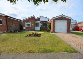 Thumbnail 3 bed detached bungalow for sale in Avocet Close, Oulton Broad, Lowestoft
