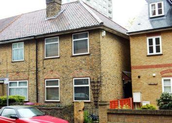 Thumbnail 3 bedroom terraced house for sale in 15 Tiller Road, London