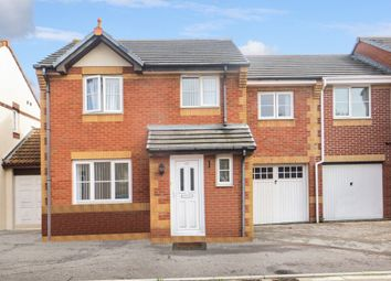 Thumbnail 4 bed semi-detached house for sale in Camberley Walk, Weston Super Mare