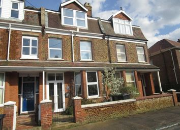 Thumbnail 4 bedroom terraced house for sale in Hill Street, Hunstanton