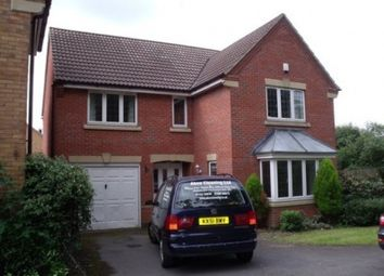 Thumbnail 4 bed detached house to rent in 16, Thorntree Close, Glenfield