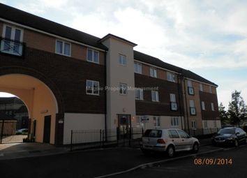 Thumbnail 1 bed flat to rent in Osier Avenue, Hampton Centre, Peterborough