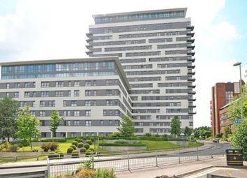 Thumbnail 2 bed flat for sale in Skyline Plaza, Alencon Link, Basingstoke