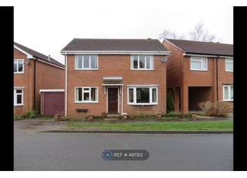 Thumbnail 4 bed detached house to rent in Valley Road, Northallerton
