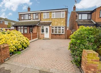 3 bed semi-detached house for sale in Third Avenue, Corringham, Stanford-Le-Hope SS17