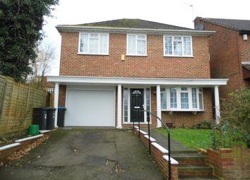 Thumbnail 4 bedroom detached house to rent in Merridene, Grange Park