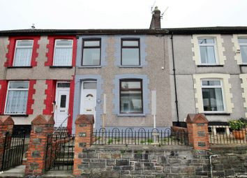 Thumbnail 3 bed terraced house for sale in Partridge Road, Tonypandy, Rhondda, Cynon, Taff.