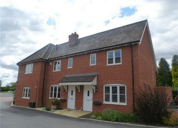 Thumbnail 2 bed semi-detached house to rent in Micheldever Station, Winchester, Hampshire