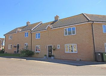 Thumbnail 3 bed terraced house for sale in Stokes Drive, Godmanchester
