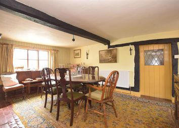 Thumbnail 4 bed cottage for sale in Church Lane, West Meon, Petersfield, Hampshire