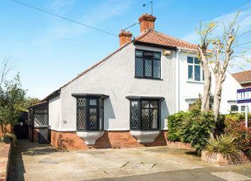 Thumbnail 3 bed semi-detached house for sale in Devonshire Avenue, Dartford, Kent, UK