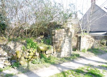 Thumbnail Land for sale in Market Place, Crich, Matlock