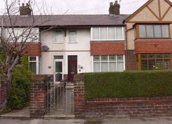 Thumbnail 2 bed terraced house for sale in Argyle Road, Poulton-Le-Fylde