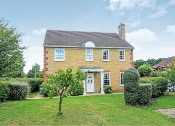 Thumbnail 4 bed detached house for sale in Coltsfoot Drive, Weavering, Maidstone