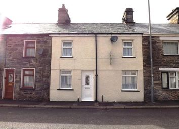 Thumbnail 3 bed terraced house for sale in Manod Road, Blaenau Ffestiniog, Gwynedd