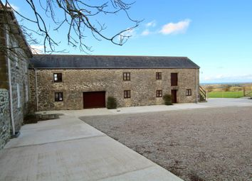 Thumbnail 2 bed barn conversion to rent in Praze, Camborne