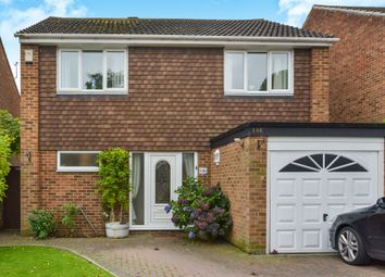 Thumbnail 4 bed detached house for sale in Westbury Lane, Newport Pagnell