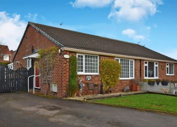 Thumbnail 2 bed semi-detached bungalow for sale in Coleridge Crescent, Wrenthorpe, Wakefield