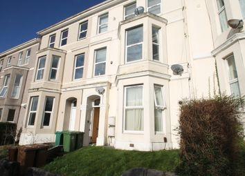 Thumbnail Studio to rent in Ermington Terrace, Plymouth