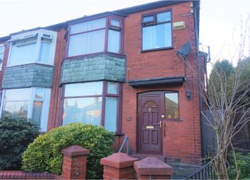 Thumbnail 3 bedroom semi-detached house for sale in Trawden Avenue, Smithills, Bolton