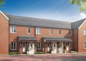 "Thumbnail 2 bedroom terraced house for sale in ""The Alnwick"" at Pound Lane, Thatcham"