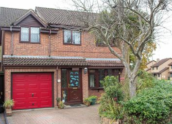 Thumbnail 4 bed detached house for sale in Peregrine Close, Totton, Southampton