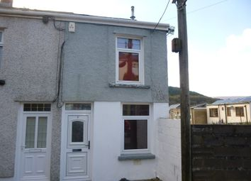 Thumbnail 1 bed terraced house for sale in Rees Place, Pentre, Rhondda Cynon Taff.
