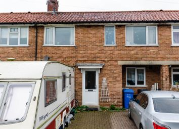 Thumbnail 4 bed terraced house for sale in Newbegin Close, Norwich
