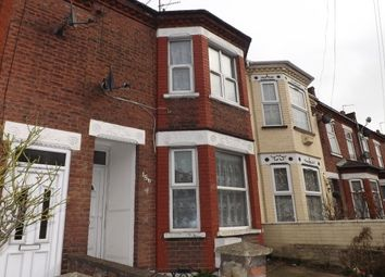 Thumbnail 3 bed property to rent in Dallow Road, Luton