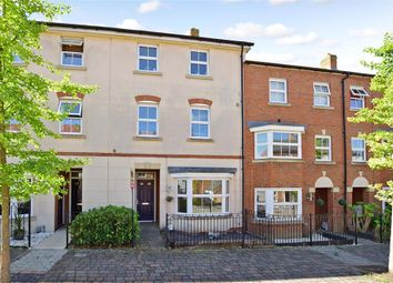 Thumbnail 4 bed town house for sale in Bluebell Road, Kingsnorth, Ashford, Kent
