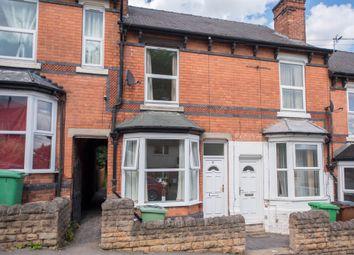 Thumbnail 2 bedroom end terrace house for sale in Hungerhill Road, Nottingham