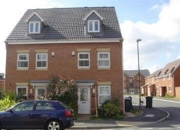 Thumbnail 3 bed semi-detached house to rent in St Georges Road, Coventry