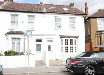 Thumbnail 4 bedroom end terrace house for sale in Albert Road, South Norwood