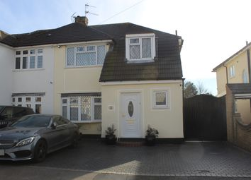 Springbank Avenue, Hornchurch, Essex RM12. 4 bed semi-detached house for sale