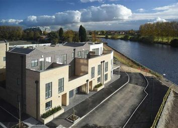 Thumbnail 3 bed town house for sale in Portside Street, Trent Basin, Nottingham