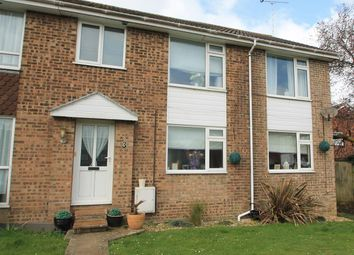 Thumbnail 4 bedroom end terrace house for sale in Windmill Close, Upper Beeding, Steyning