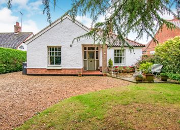 Thumbnail 4 bed detached bungalow for sale in Happisburgh Road, North Walsham