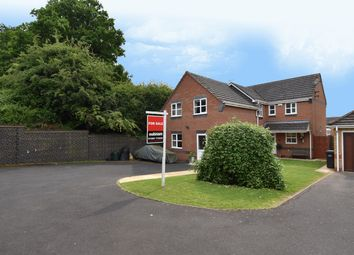 Thumbnail 5 bed detached house for sale in Isaacs Way, Droitwich