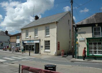 Thumbnail 3 bedroom flat to rent in Cawdor Terrace, Newcastle Emlyn, Carmarthenshire