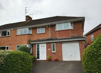 Thumbnail 5 bed semi-detached house to rent in Copt Elm Close, Cheltenham